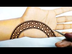 #numbermehndidesign - YouTube Mehndi Designs For Beginners, Henna Designs, Hand Tattoos, Easy, Youtube, Beautiful, Mehndi Designs, Henna Hands, Henna Art Designs