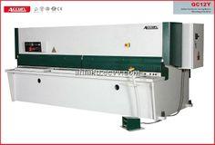 Hydraulic CNC Plate Cutting Machine (Pendulum Design) (QC12Y-6x3200) - China Cutting Machine;High Speed CNC Cutting Machine;Metal CNC Cut...
