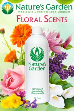 Floral Scents by Natures Garden