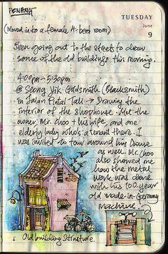 Journal, 9 June 2009,