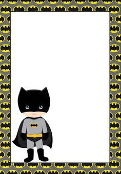 Free cool stuff for superheroes star wars angry birds minecraft here some free printable batman invitations cards or labels you can use them as well for making cards photo frames signs backgr stopboris Image collections
