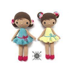 PDF Куколка Хлоя. Бесплатный мастер-класс, схема и описание для вязания игрушки амигуруми крючком. FREE amigurumi pattern. #амигуруми #amigurumi #схема #описание #мк #pattern #вязание #crochet #knitting #toy #handmade #рукоделие #кукла #куколка #девочка #пупс #doll
