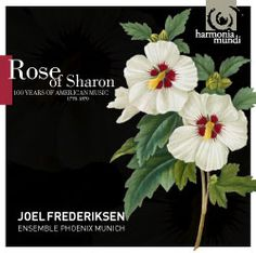 CD cover - Rose of Sharon
