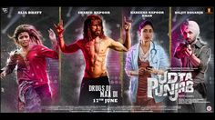 Download HD Movie Udta Punjab 2016 Torrent