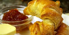 Yeast Free Croissants using rough puff pastry add chocolate and we have a chocolate croissant