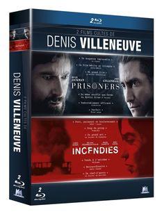 Denis Villeneuve : Prisoners + Incendies BLU-RAY - NEUF