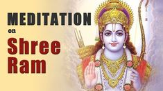 JKYog presents a special Devotional Meditation - A meditation on Shri Ram. Practice this powerful meditation to visual the pastimes of Shri Ram from Ramayan . Power Of Meditation, Guided Meditation, Ram Ramayan, Humbleness, Meditation For Beginners, Make It Simple, Lord, Heart, Humility