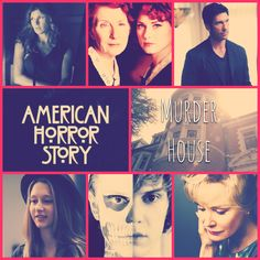 AHS Murder House by Heather S. This is one of my first AHS edits! Feedback is appreciated! Thanks! --- Heather S.