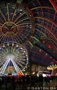 2013 - 2014, Jours de fêtes sous la Nef du Grand Palais , Paris, France