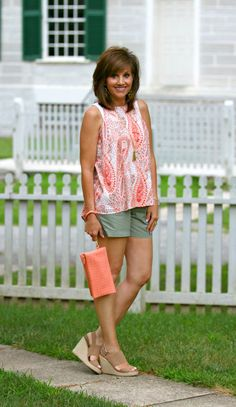 344fe4ff133e5 22 Days of Summer Fashion-Old Navy Shorts (Cyndi Spivey)