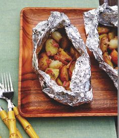 11 Tasty #Recipes for #Camping