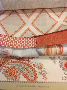 Bring life to an old pillow with this high end Sarah Richardson for Kravet…