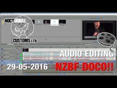 Film Making Advice: Audio Editing the Burlesque Doco - Burlesque Festival, Film Making, Rage, Documentaries, Audio, Advice, Tutorials, Songs, Tips