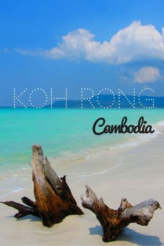 Koh Rong in Cambodia is a beautiful island to head to: don'y miss out!