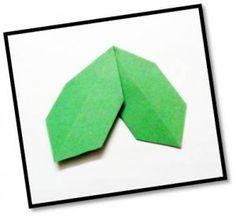 Make an Origami Leaf