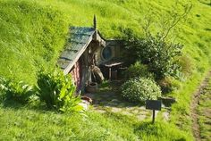 A Home Any Hobbit Would Be Proud Of :)