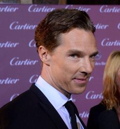 Sophie Hunter and Benedict Cumberbatch arrive at the 26th Annual Palm Springs International Film Festival Awards, January 3, 2015 in Palm Springs, California.