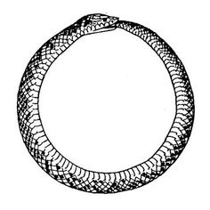Ouroboros is the title of the President of the Ophidian Club.  Fighting and Writing: Ouroboros at Atticus Review