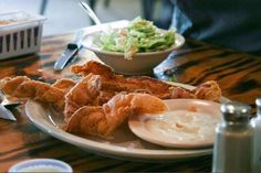 Chicken Fried Bacon – Sodolak's Original Country Inn, Snook, Texas   Mind-Blowing Bacon Dishes #bacon