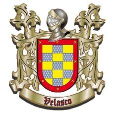 Apellido Velasco Family Shield, Velasco, Emblem, Family Crest, Coat Of Arms, Genealogy, Puerto Rico, Coats, History