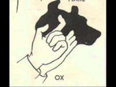 How to make Shadow Hand Puppets