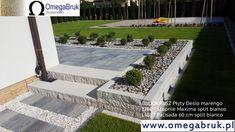 Driveway Design, Deck Design, Backyard Landscaping, Curb Appeal, Sidewalk, Exterior, Landscape, Park, Outdoor Decor