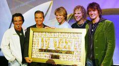#goldrecord #platinumrecord #riaa #awards #bonjovi