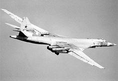 tupolev aircraft | Picture of the Tupolev Tu-160 (Blackjack) Strategic Long-Range Heavy ...
