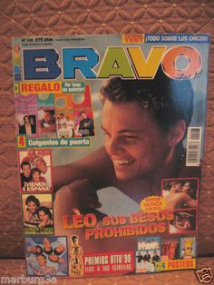 Bravo Boys nick backstreet boys magazine bravo of spain with