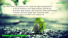 Krify has a group of Android App developers specialized in creating mobile apps. They possess expertise in Location-based Service APIs, Android Media APIs, 3D Graphics, Software Development Kit (SDK), Android Security Architecture and other related technologies, essential for building Android Apps.