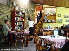 Old Bakery Tea Rooms, Berrima,  Berrima Burgers! Now closed