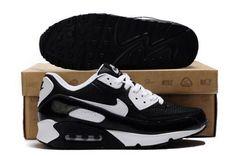 Nike Air Max 90 Women's Black/White