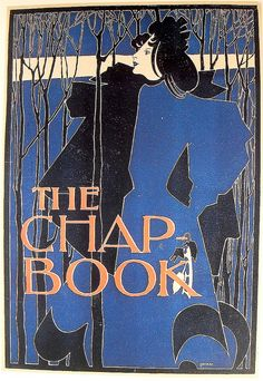 1895 Poster Illustration WILL BRADLEY The Chap Book by Christian Montone, via Flickr
