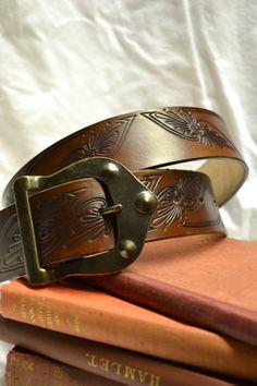 Leather Belt by Sydney Brown