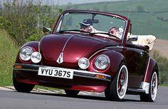 Mi vocho capricho Volkswagen Beetle Vintage, Vw Cabrio, Vw Beetle Convertible, Beautiful Bugs, Old Cars, Fiat, Vintage Cars, Classic Cars, Volkswagen Beetles