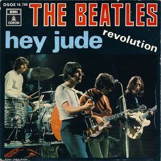 September 28, 1968 - The Beatles started a nine week run at No.1 on the US singles chart with 'Hey Jude'. The Paul McCartney song written about Lennon's son Julian gave the group their 16th US No.1 and the biggest selling single of 1968. In 1996, Julian paid £25,000 for the recording notes to the song at an auction. •• #thebeatles #thisdayinmusic #1960s