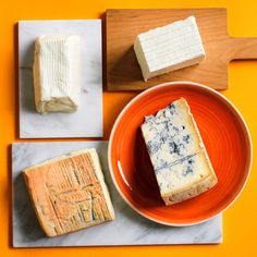 "All crafted from the milk of ""tired"" cows, these four types of Italian cheese couldn't be more different from milky fresh to spicy blue."