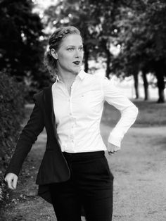 This is my favourite outfit :) #womensfashion #outfit #blackandwhite