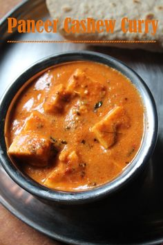 Paneer Cashew Curry Recipe / Tomato Paneer Curry Recipe - Jain Style