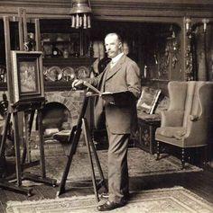 Edmund Blair Leighton  (English, 1852 - 1922)
