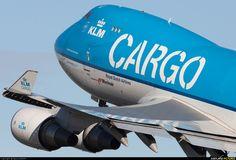 KLM Cargo Boeing 747 freighter