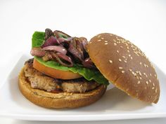 Skinny Turkey Burgers That Taste Great with Weight Watchers Points | Skinny Kitchen