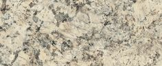 """Large scale granite laminate design in creamy white with black, cool white, and grey accents. Approximate Design Repeat Length*: 32""""This pattern is part of the Wilsonart Home Collection.Approximate Design Repeat Width*:  51"""""""