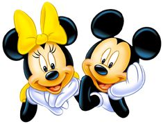 Mickey And Minnie Mouse Cartoon Characters On A Transparent Background. Disney Mickey Mouse, Mickey Mouse E Amigos, Retro Disney, Mickey Love, Walt Disney Co, Mickey Mouse Cartoon, Mickey Mouse And Friends, Disney Art, Silhouette Mickey
