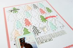 Bah Humbug! Layout by Evelyn Wolff | @FelicityJane
