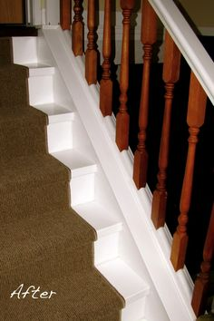 How to Install a Inexpensive Stair Runner