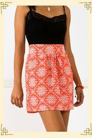 Mountain Native Skirt