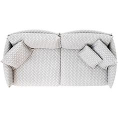 Gentry 90 Two Seater Sofa (6'795 CHF) ❤ liked on Polyvore featuring home, furniture, sofas and sofa