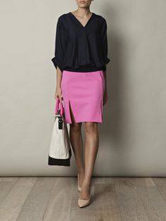 want pink skirt