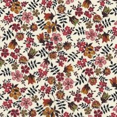 purl soho | products | item | tana lawn classics (liberty of london) 7071M Edenham- Brown